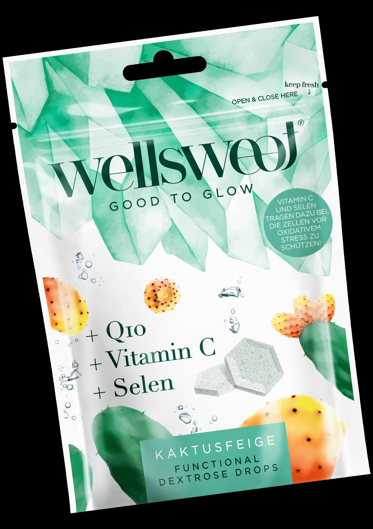 Wellsweet - Love is in the hair - Kaktusfeige Packung